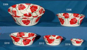 Fuentes de ceramica.