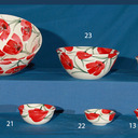 Cuencos de ceramica.