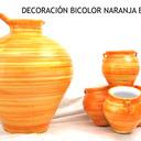 Bicolor naranja butano jardineria