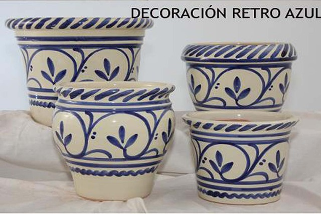 Cer mica padilla padilla productos de jardiner a for Productos para ceramica