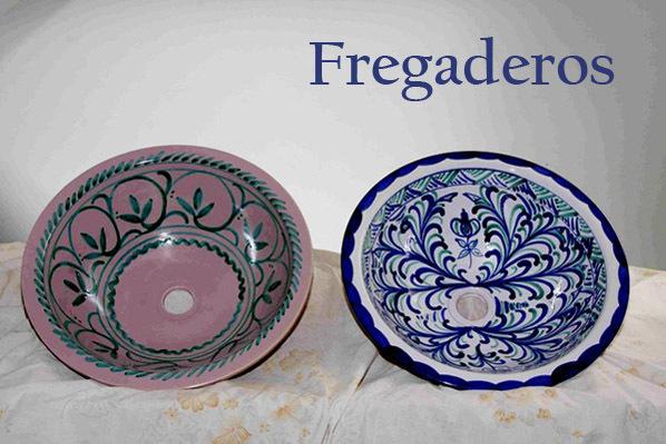 Cer mica padilla padilla fregaderos for Fregaderos de barro