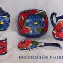 DECORACIÓN FLORES  R. A.