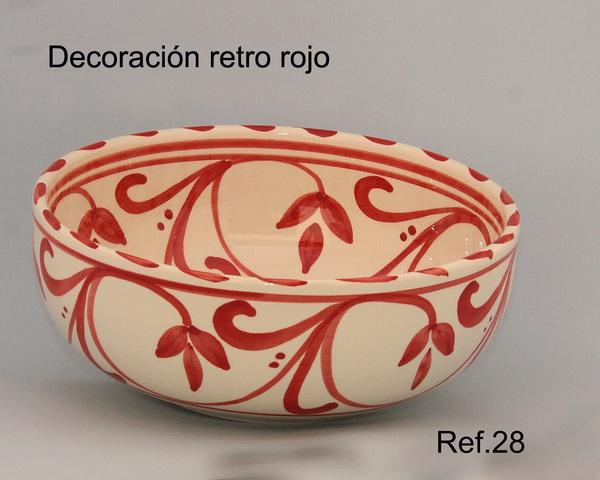 Cer mica padilla padilla productos de menaje decorados for Productos para ceramica