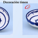 ensaladeras decoración  timon